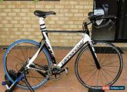 Cannondale Slice TT bike, 56cm for Sale