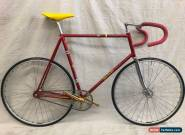 3 Rensho Super Record Export Track Bike with Campagnolo 62cm for Sale