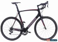 USED Stradalli Aversa 61cm Red Seven Team Edition Ultegra 11 Carbon Road Bike for Sale