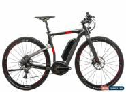 2017 Haibike XDURO Urban S 5.0 Road E-Bike X-Small Aluminum SRAM Rival 1 11s for Sale