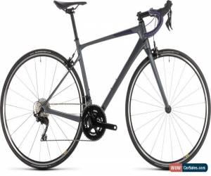 Classic Cube Axial GTC Pro Womens Road Bike 2019 - Grey for Sale