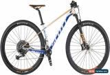 Classic Scott Contessa Scale 900 Womens Hardtail Carbon Mountain Bike 2018 - White for Sale