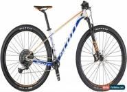 Scott Contessa Scale 900 Womens Hardtail Carbon Mountain Bike 2018 - White for Sale