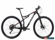 2017 Specialized Epic FSR Comp Mountain Bike Medium Alloy Shimano XT 10s Fox for Sale