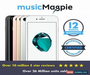 Classic Apple iPhone 7 32GB 128GB 256GB Unlocked All Colours Refurbished 4G Smartphone  for Sale