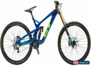 GT Fury Team 29 Carbon Downhill Bike 2019 - Blue for Sale