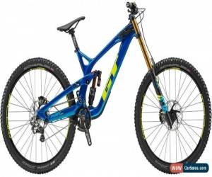 Classic GT Fury Team 29 Carbon Downhill Bike 2019 - Blue for Sale