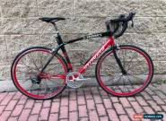 Specialized S-Works Tarmac e5 Carbon/Alloy Road Bicycle Shimano 105 2x10 sp 56cm for Sale
