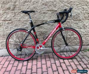 Classic Specialized S-Works Tarmac e5 Carbon/Alloy Road Bicycle Shimano 105 2x10 sp 56cm for Sale