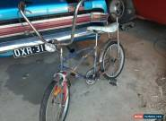 RAT ROD DRAGSTAR DRAGSTER BICYCLE BIKE RESTO PARTS RIDABLE  for Sale