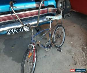 Classic RAT ROD DRAGSTAR DRAGSTER BICYCLE BIKE RESTO PARTS RIDABLE  for Sale