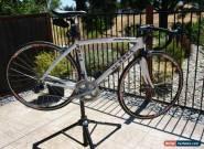 De Rosa Idol Carbon Road Bike 49.5 cm Dura Ace 7970 Di2 Easton Velomax Circuit  for Sale