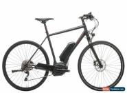 2017 Trek XM700+ Road E-Bike 55cm Aluminum Shimano SLX M7000 10s Bosch 28mph for Sale