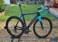 Boardman Elite Aero Carbon Road Bike Shimano Ultegra Di2 Carbon Wheels for Sale