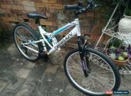 Mountain bike terrain Shimano thumb shifters close to New condition for Sale