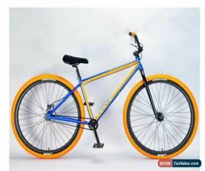 Classic MAFIABIKES Mafia Bomma Orange Blue 29 inch Wheelie Bike for Sale