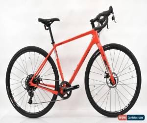 Classic 2019 Salsa Warbird Carbon Apex Gravel Bike 54.5cm Red New Bicycle for Sale