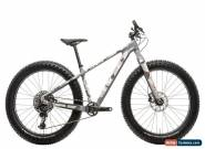 2019 Specialized Fatboy Comp Carbon Fat Bike Small 26 SRAM GX Eagle 12s Stout XC for Sale