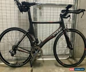 Classic 58cm Felt B2 Triathlon/TT Bike, Full Carbon, Shimano Di2 groupset for Sale