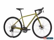 USED 2018 Pure Cycles Gravel Adventure Bike XS Steel 2x8 Speed Shimano Claris for Sale