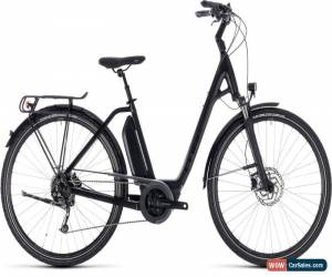 Classic Cube Town Hybrid Sport 400 Electric Bike 2018 - Black for Sale