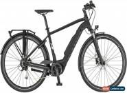 Scott Sub Tour eRide 20 Mens Electric Hybrid Bike 2019 - Black for Sale