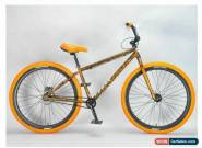 MAFIABIKES Mafia Bomma Orange Splatter 26 inch Wheelie Bike for Sale