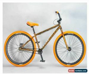 Classic MAFIABIKES Mafia Bomma Orange Splatter 26 inch Wheelie Bike for Sale