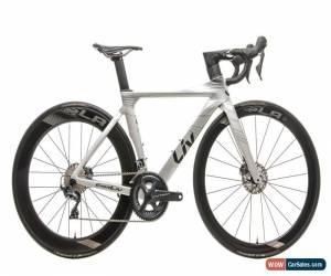 Classic 2019 Liv EnviLiv Advanced Pro 1 Disc Womens Road Bike XS Carbon Ultegra R8000 for Sale