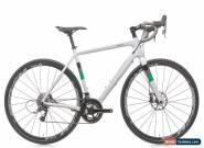 2016 Salsa Warbird Rival 22 Gravel Bike 56cm Large Carbon SRAM 11 Speed for Sale