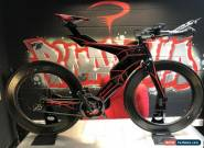 New Falco V TT Complete Bike Di2 Carbon Wheels for Sale