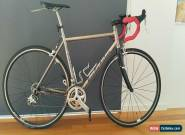 Van Nicholas Euros Titanium Road Bike 52 cm S/M for Sale