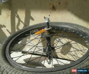 Classic Mongoose BMX Wheelset for Sale