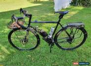 road touring gravel bike surly disc trucker amazing condition for Sale