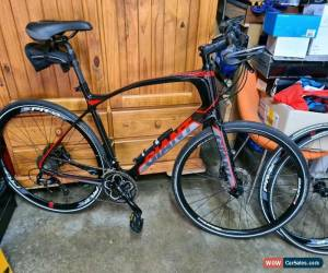 Classic Giant fastroad comax 2 full carbon bike  in  new condition for Sale
