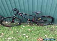 MERIDA SPEED 20 MOUNTAIN BIKE, FRAME BLACK/RED for Sale