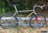 Classic Gary Fisher Prometheus Vintage Titanium Mountain Bike for Sale