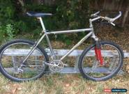 Gary Fisher Prometheus Vintage Titanium Mountain Bike for Sale