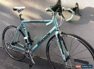 Bianchi B4P Pinella Boron Steel Road Bike Campagnolo Group Set Vintage Rare for Sale
