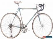 USED Vintage Olmo Gran Sport 56cm Steel Road Bike Campagnolo 2x5 Friction Shift for Sale