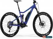 Merida eOne-Twenty 900E Electric Mountain Bike 2018 - Blue for Sale