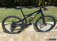 2019 Specialized Epic Comp Carbon MEDIUM - Ridden Twice for Sale