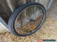 Mountain Bike Front Wheel with Tyre 26 Inch Alexrims DM18 for Sale