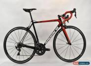 Argon 18 Gallium Ultegra Carbon Bike Medium Black/Red/White for Sale