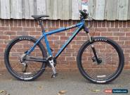 """Genesis Core 20 Hardtail MTB Large 19"""" 3x9 Shimano / Rockshox Air Fork / Maxxis for Sale"""