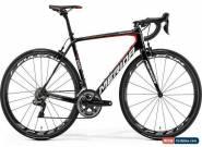 Merida Scultura-E Team Bahrain Mens Road Bike 2019 - Black for Sale