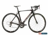 2012 Scott Foil Team Issue Road Bike 54cm Carbon SRAM Red 10s Zipp Reynolds for Sale