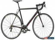 Cannondale Super 6 Evo Ultegra Di2 Carbon Road Bike 2017 - Grey for Sale