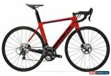 Classic Cervelo S3 Disc Ultegra Road Bike 2017 - Red/Navy - Size 56 for Sale