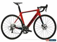 Cervelo S3 Disc Ultegra Road Bike 2017 - Red/Navy - Size 56 for Sale